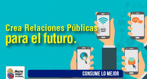 Crea Relaciones Públicas para el futuro