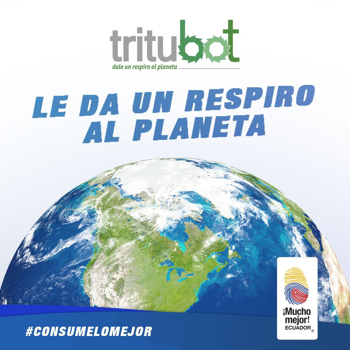Tritubot y el Día Mundial del Reciclaje